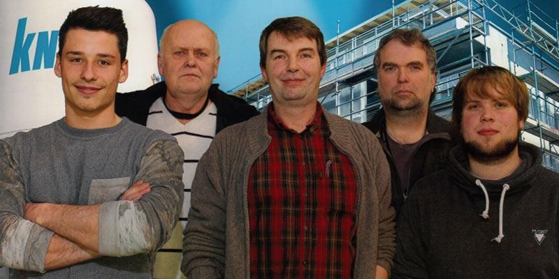 Stukkateur Huter - Team