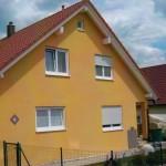 Haus nachher