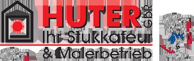 Huter Stukkateur und Malerbetrieb Logo